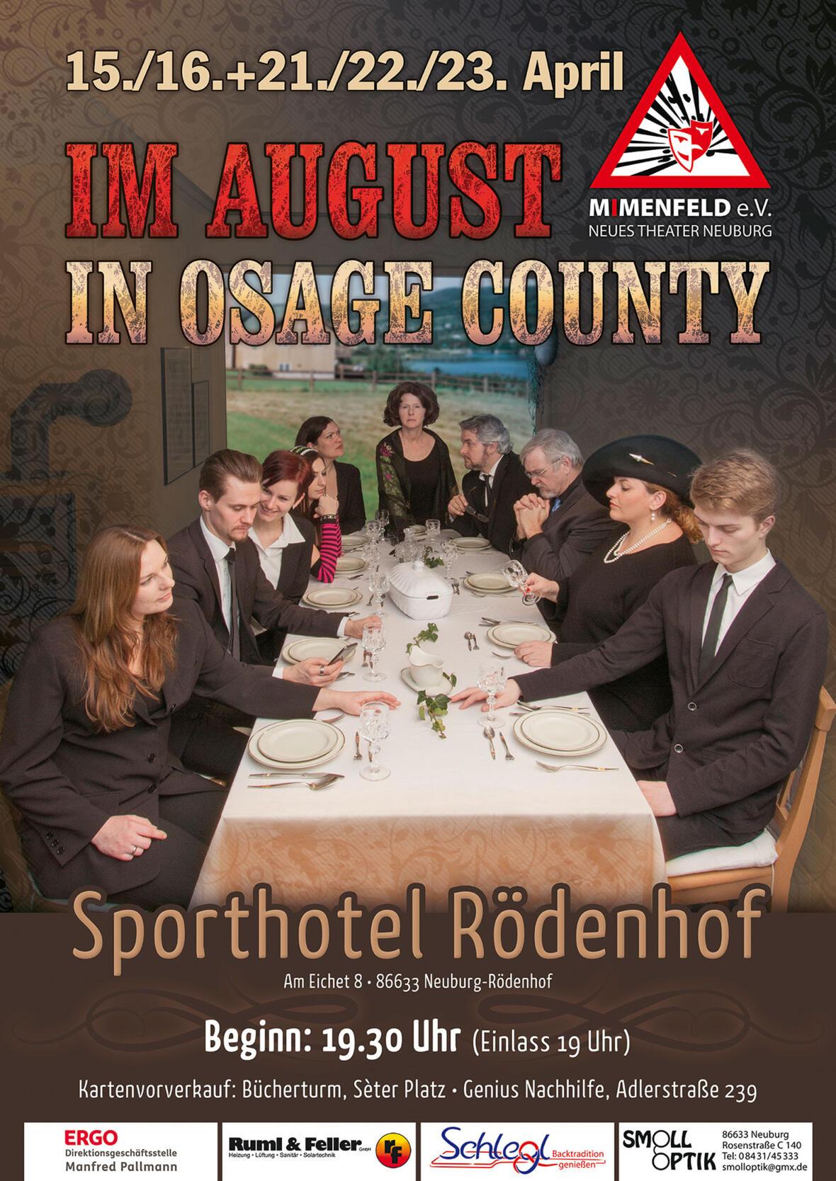 OsageCounty Plakat